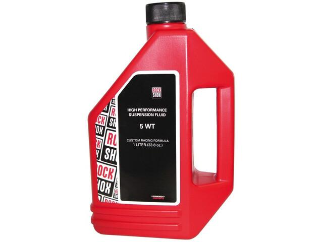 SRAM Gaffelolie til RockShox 1000ml rød | polish_and_lubricant_component